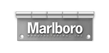 Marlboro - Butt Hinges